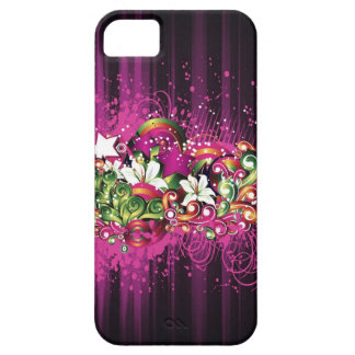 Floral Explosion iPhone 5 Cover