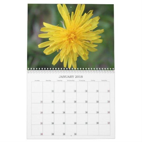 Floral Expressions 2009 Calendar