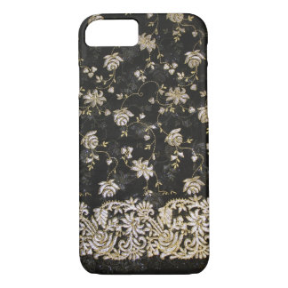 Floral Fabric Textile Design iPhone 8/7 Case