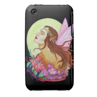Floral Fairy Case-Mate Case iPhone 3 Cover