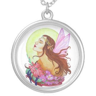 Floral Fairy Necklace