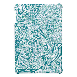 Floral Fancy Cover For The iPad Mini