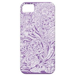 Floral Fancy iPhone SE/5/5s Case