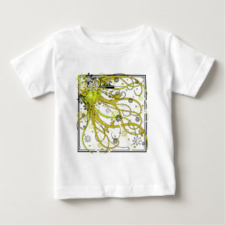 Floral Fantasy Baby T-Shirt