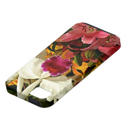 FLORAL FANTASY iPhone 5 CASES