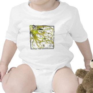 Floral Fantasy Tee Shirt