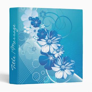 Floral Fashion 10 Binder