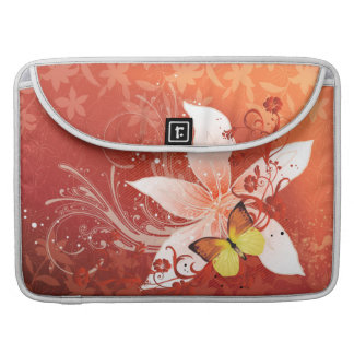 Floral Fashion 11 Mac Book Sleeve Sleeves For MacBook Pro