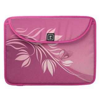 Floral Fashion 2 Mac Book Sleeve Sleeve For MacBooks
