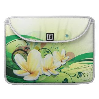 Floral Fashion 8 Mac Book Sleeve MacBook Pro Sleeve