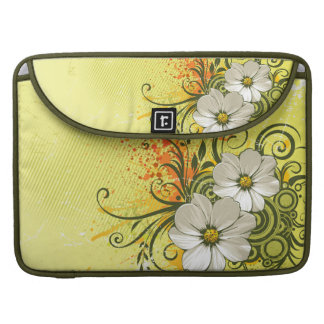 Floral Fashion 9 Mac Book Sleeve Sleeve For MacBook Pro