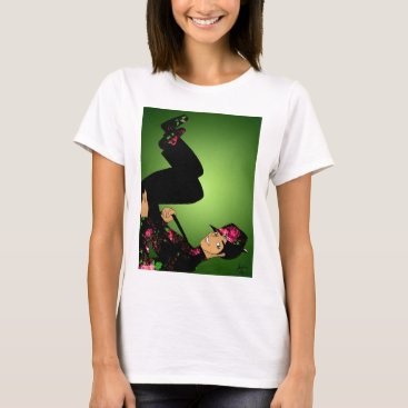 jasmineflynn Floral Fashion T-Shirt
