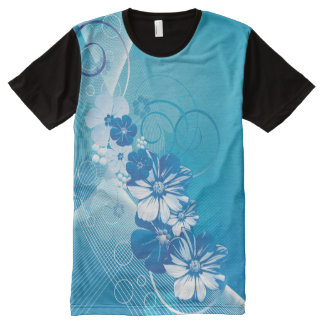 Floral Fasion 10 All-Over Print Shirt