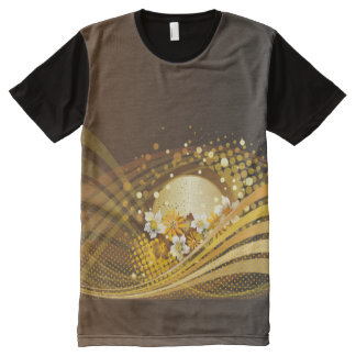 Floral Fasion 13 All-Over Print T-shirt