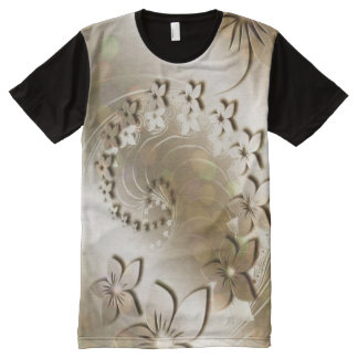 Floral Fasion 14 All-Over Print T-shirt