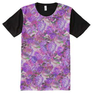 Floral Fasion 17 All-Over Print Shirt