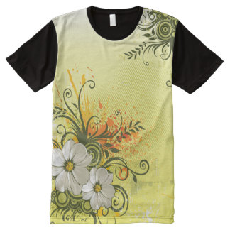 Floral Fasion 9 All-Over Print Shirt
