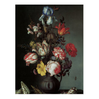 Floral Fine Art Postcards