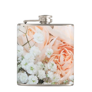 Floral Flask - Customize!