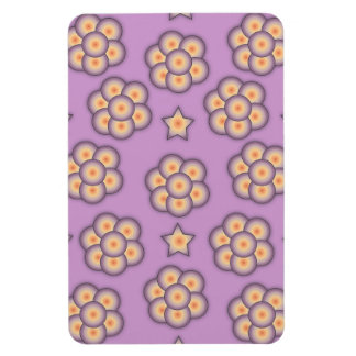 Floral Flexi Magnet