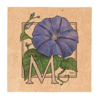 floral, flor, monograma, alfabeto, obra clásica, posavasos
