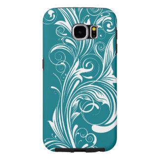 Floral Flourish Girly Smartphone Case