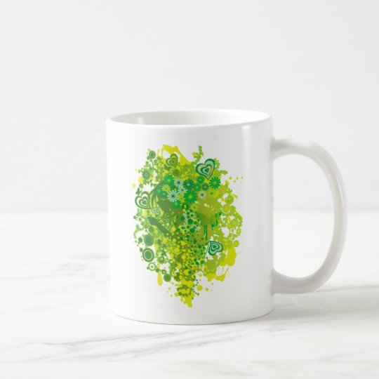Floral_Flow Coffee Mug