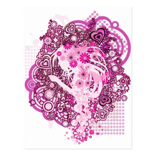 Floral_Flow Postales