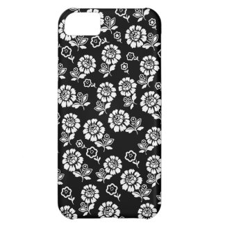 Floral Flowers Art Artistic Beautiful fine style f Cover For iPhone 5C