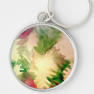 Floral Flowers Gifts Mother's Day Keychain Pretty
