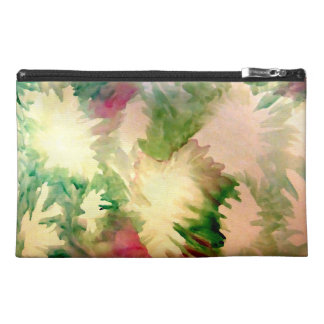 Floral Flowers Travel Clutch Bags Cosmetics Gifts