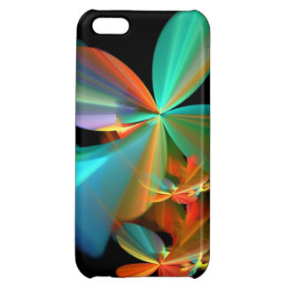 Floral Fractals iPhone 5C Cover