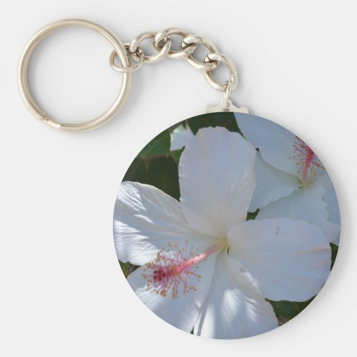 Floral Fragrance Key Chain