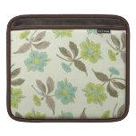 Floral fresco fundas para iPads