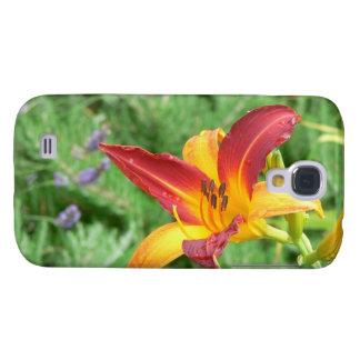 Floral Funda Para Galaxy S4