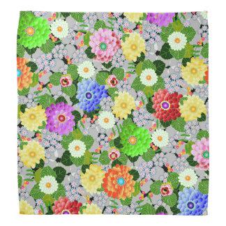 Floral Garden Beauty Bandana