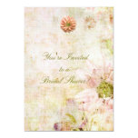 Floral Garden Bridal Shower invitation