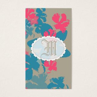Floral Garden Business Card