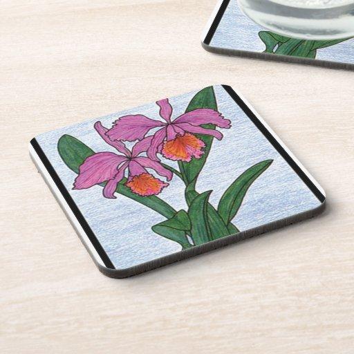 Floral Garden Coaster