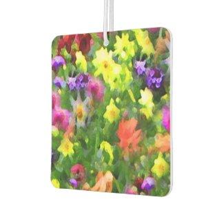 Floral Garden Impressions Air Freshener