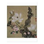 Floral Gardens Postcard