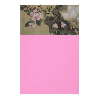 Floral Gardens Stationery Paper
