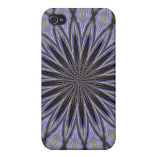 floral geo pattern mf iPhone 4/4S case