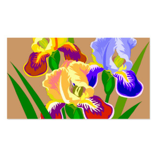 Floral Gifts Business Card