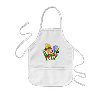 Floral Gifts Kids' Apron