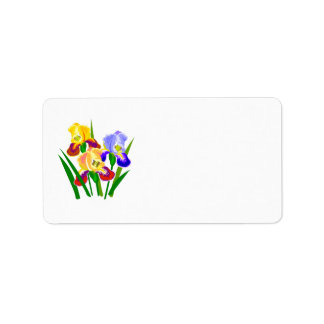 Floral Gifts Label