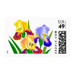 Floral Gifts Postage Stamp