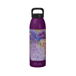 Floral Glory Dos Water Bottle
