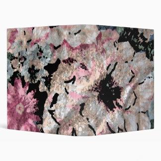 "Floral grande carpeta 1"""