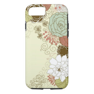 Floral Greeting iPhone 7 Case